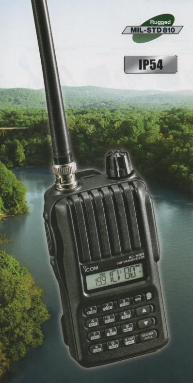 Jual Handy Talky Icom V80 Jual HT Icom IC-V80 Harga Murah